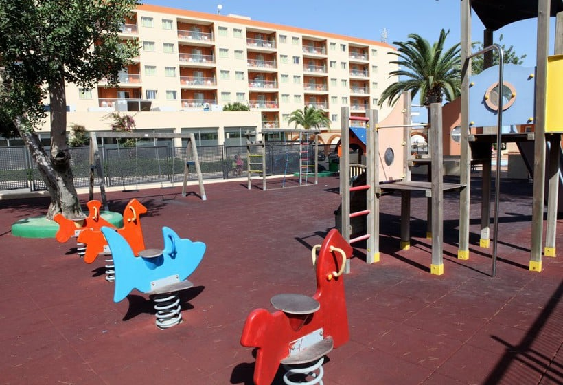 Children?s facilities AzuLine Hotel Atlantic Es Canar