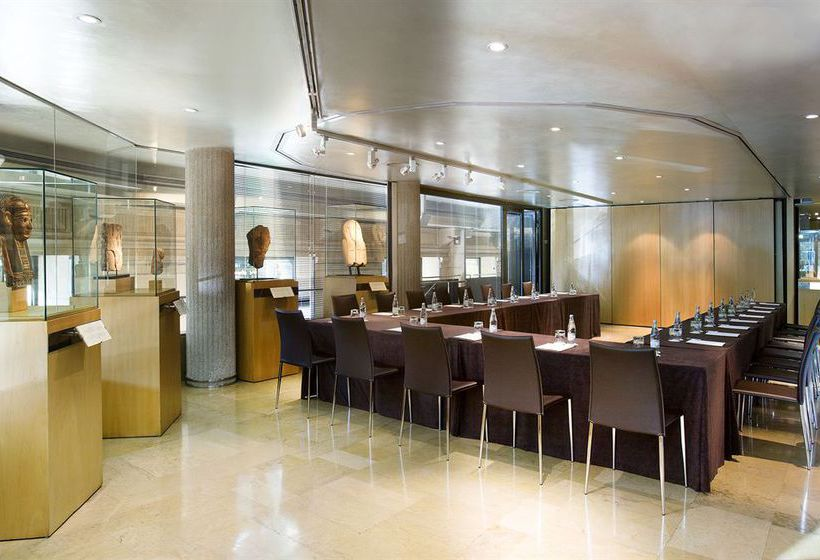Meeting rooms Claris Hotel Barcelona