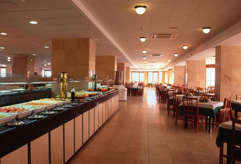 Restaurante Hotel The New Algarb Playa d'en Bossa