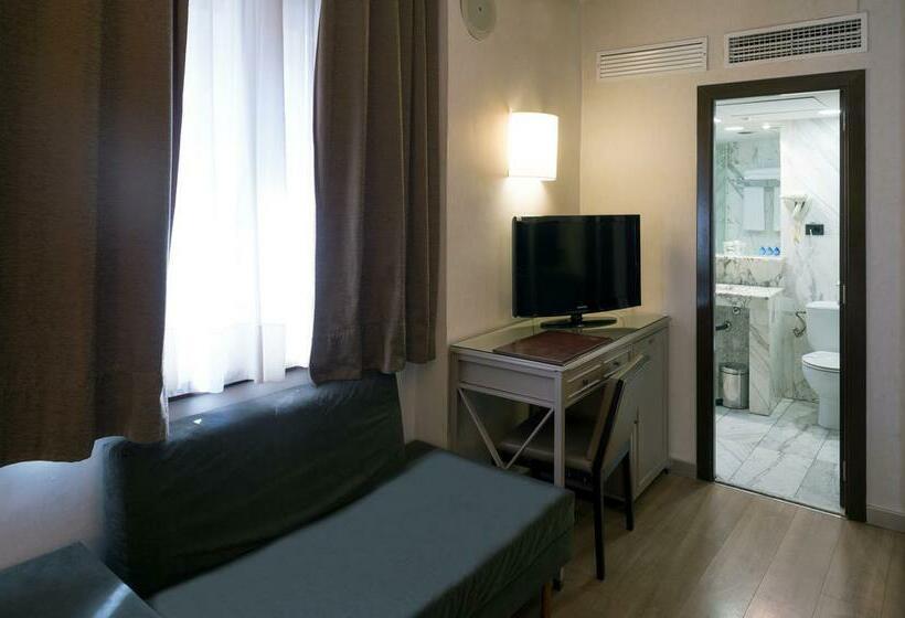 Chambre Hôtel Catalonia Mikado Barcelone