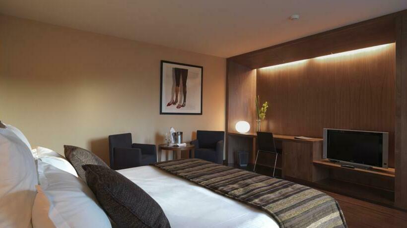 Habitación Hotel Condes de Barcelona