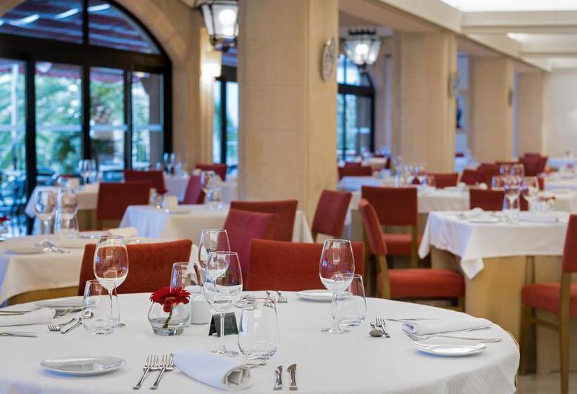 Restaurant Hotel Hesperia Mallorca Villamil Paguera