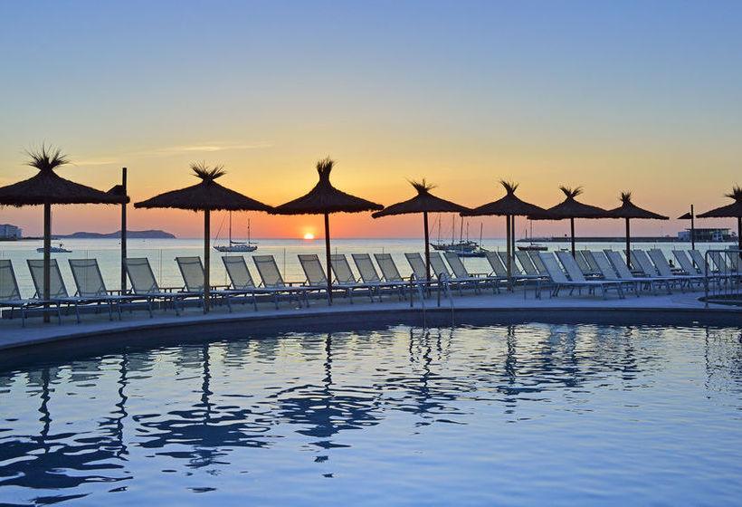 Piscine Hôtel Alua Hawaii Ibiza Sant Antoni de Portmany