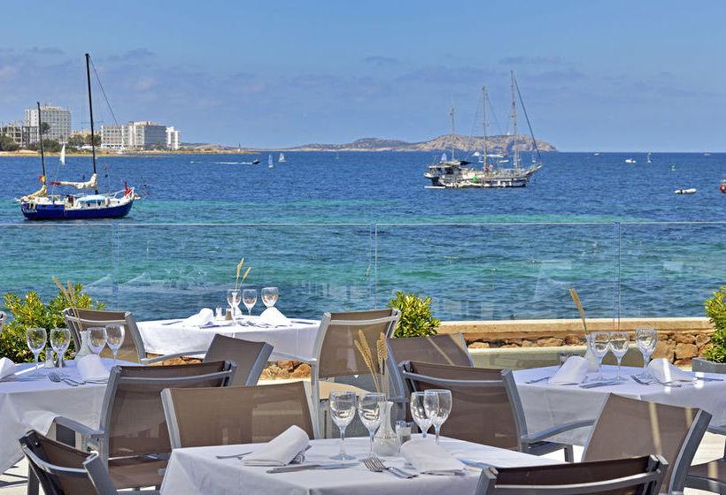 Terrasse Hôtel Alua Hawaii Ibiza Sant Antoni de Portmany