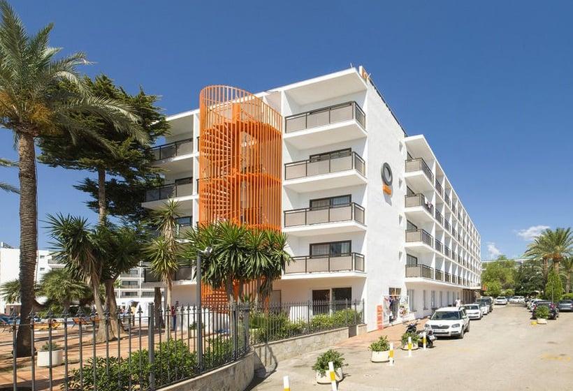 外部 ホテル Mare Nostrum Playa d'en bossa