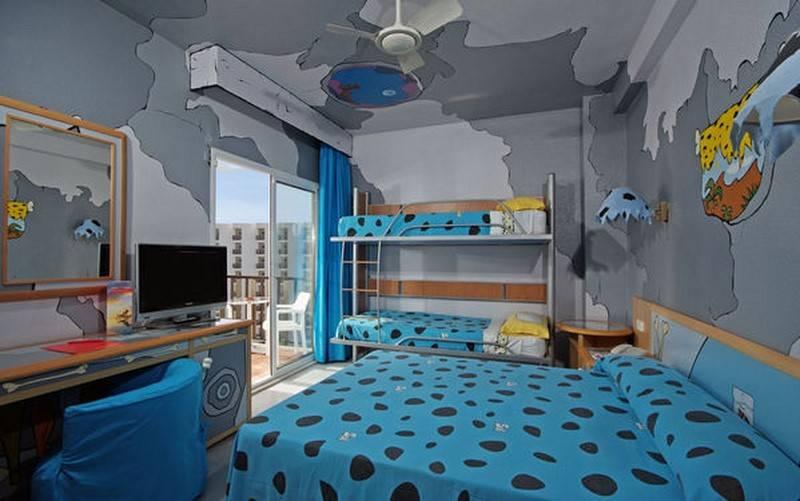 Camera Hotel Sol Milanos Pingüinos Son Bou