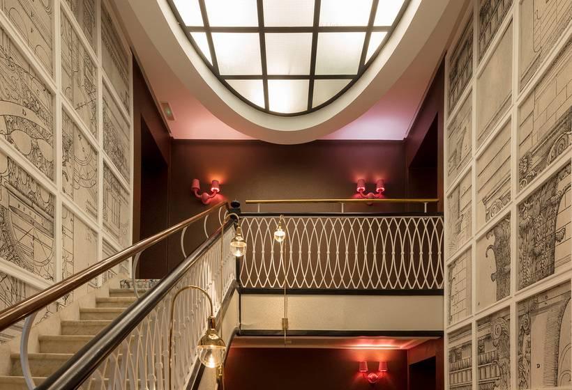 Photo de l'hôtel SH Inglés Boutique Hotel Valencia