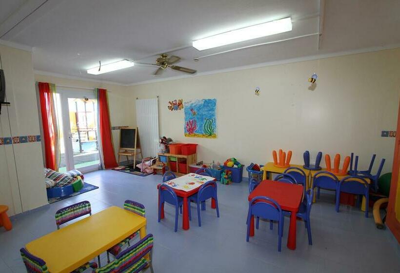 مراكز للأطفال Universal Hotel Lido Park باجيرا