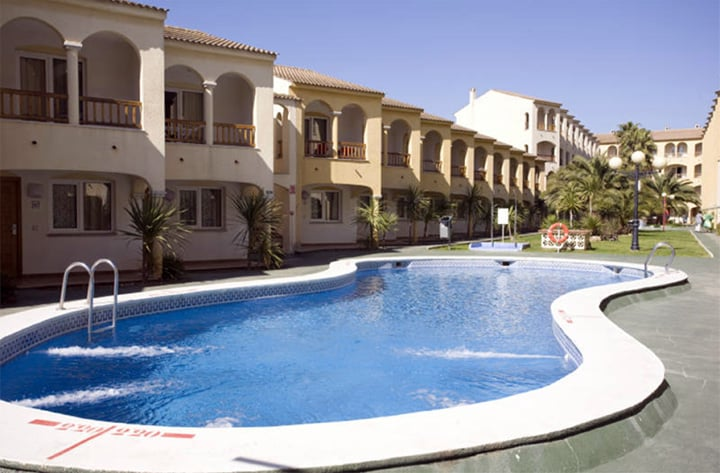 aparthotel zt jardines del plaza in penyiscola starting