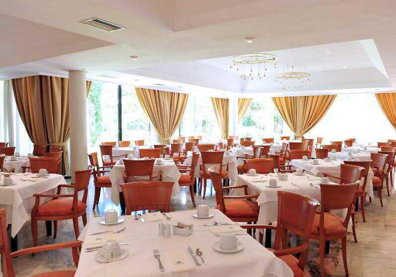 رستوران Hipotels Sherry Park Jerez de la Frontera