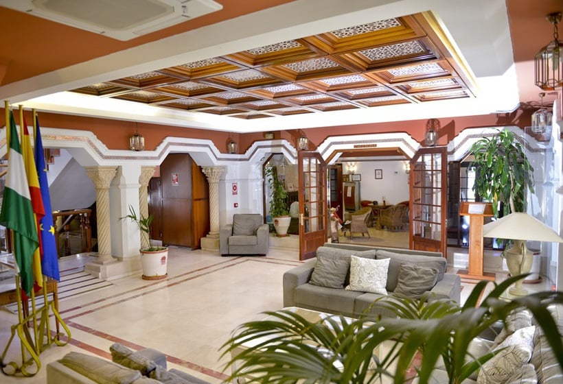 호텔 Alboran Algeciras