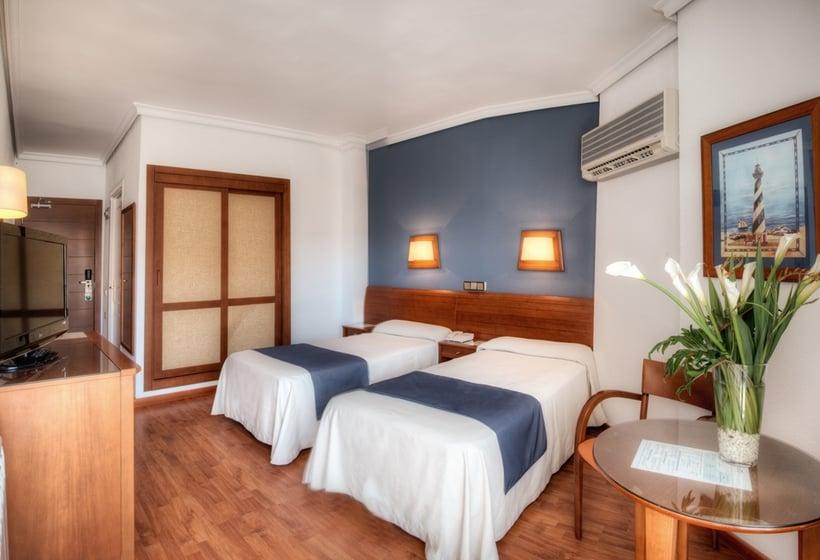 Camera Hotel Puertobahia & Spa El Puerto de Santa Maria