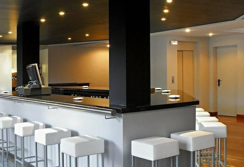 Cafetería Hotel Abba Formigal