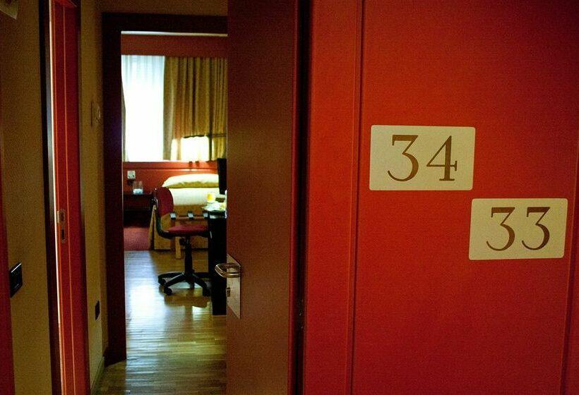 共同スペース ホテル Anaco マドリード