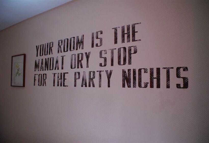 部屋 ホテル Anaco マドリード