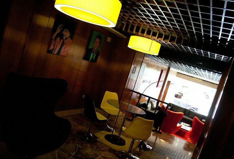 Common areas Hotel Anaco Madrid