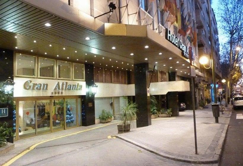 Extérieur Hôtel Gran Atlanta Madrid