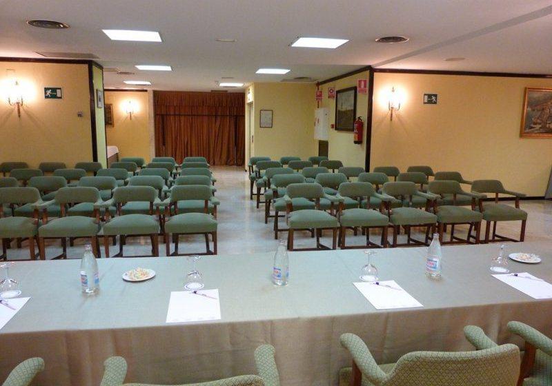 Salas de reuniões Hotel Gran Atlanta Madrid