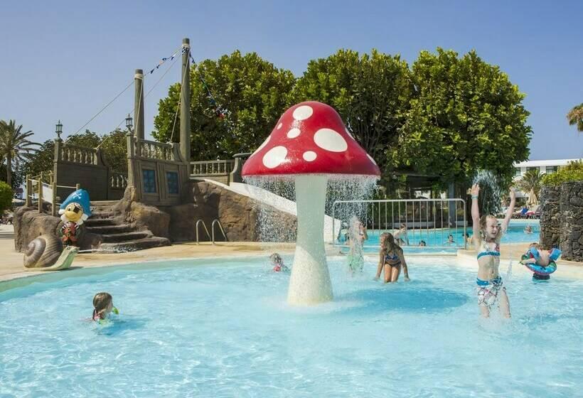 Hotel h10 lanzarote princess in playa blanca starting at for Designhotel lanzarote