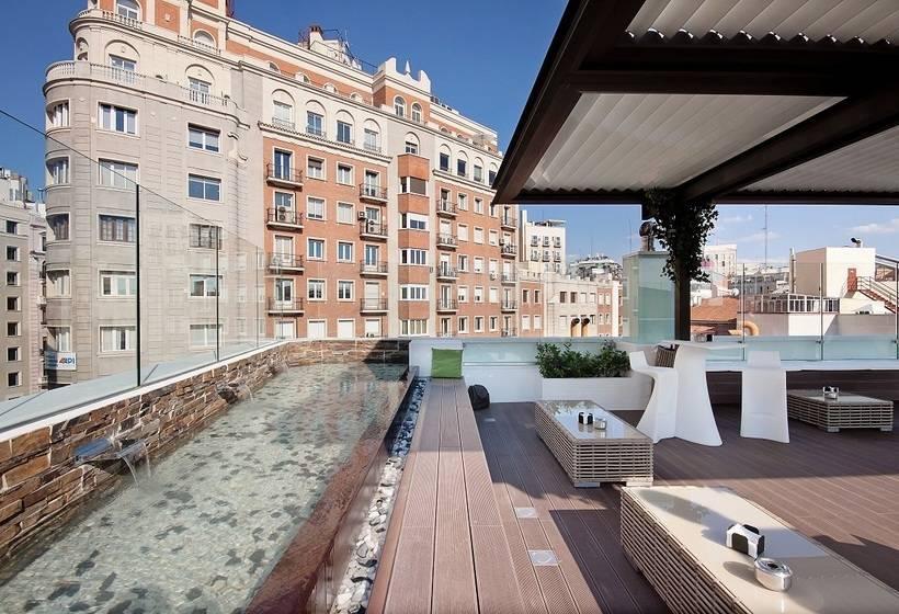 호텔 Mayorazgo 마드리드