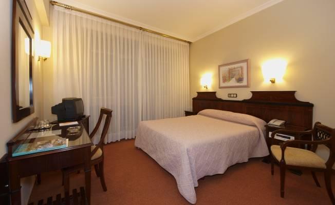 Chambre Hôtel Rias Bajas Pontevedra