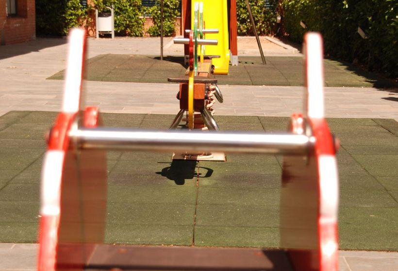 Children facilities Hotel California Garden Salou