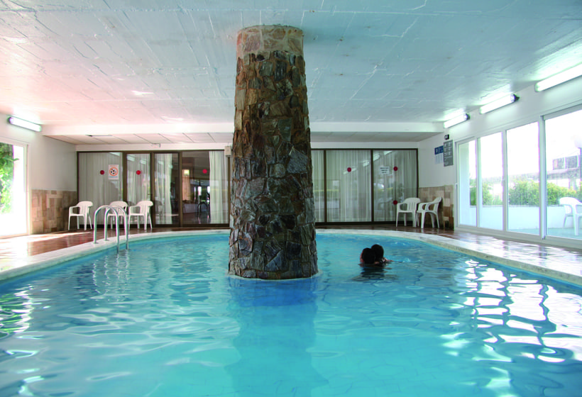 Swimming pool Hotel Garbi Park Lloret de Mar