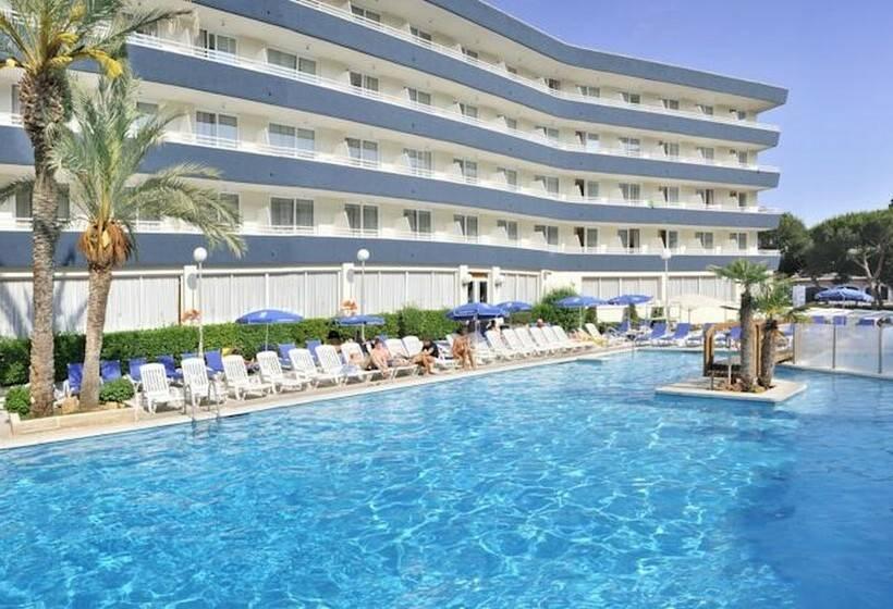 Hotel ght aquarium spa em lloret de mar desde 19 destinia for Piscina lloret