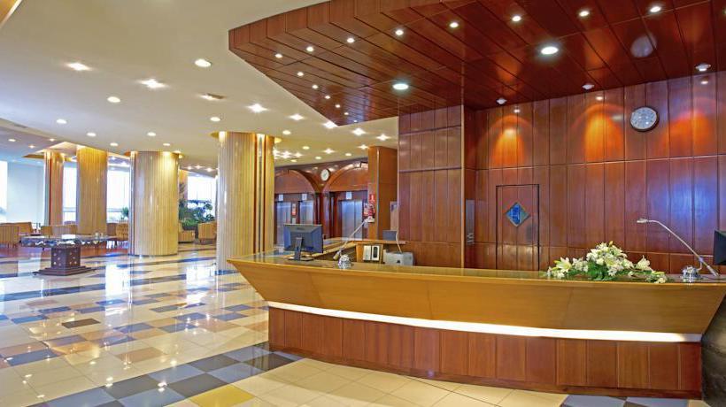 RecepÇão Hotel Iberostar Bouganville Playa Costa Adeje