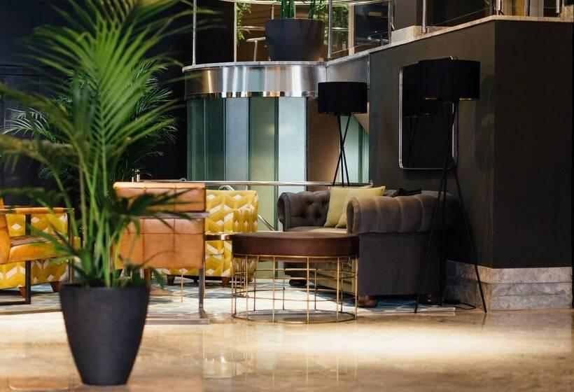 共同スペース ホテル Malcom and Barret バレンシア