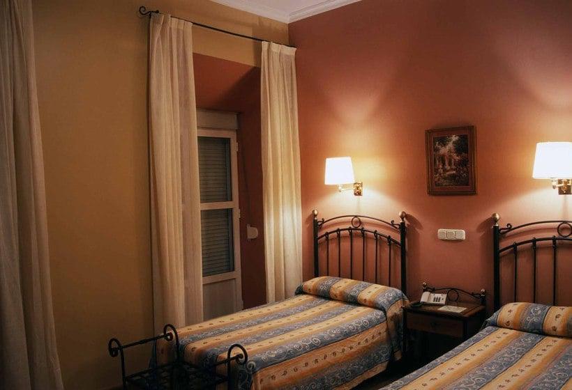 Hotel Montecarlo Sevilha