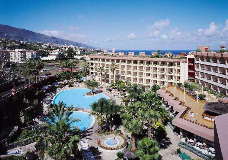 Hotel puerto palace en puerto de la cruz destinia - Vuelo mas hotel puerto de la cruz ...