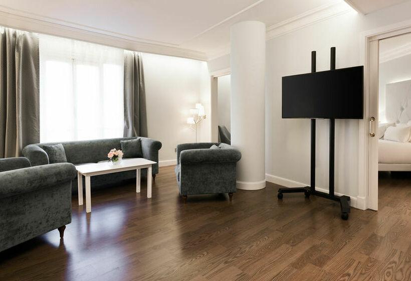 Zimmer NH Collection Gran Hotel de Zaragoza Saragossa