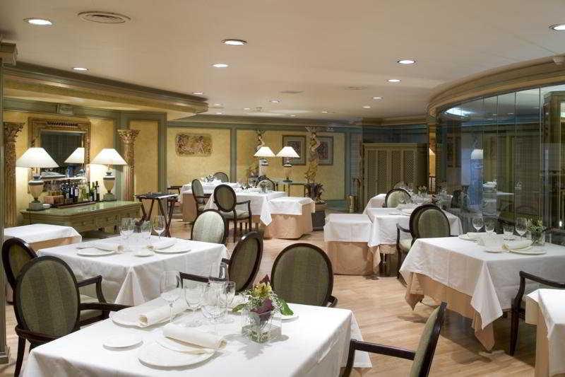 Restaurant NH Collection Gran Hotel de Zaragoza Saragossa