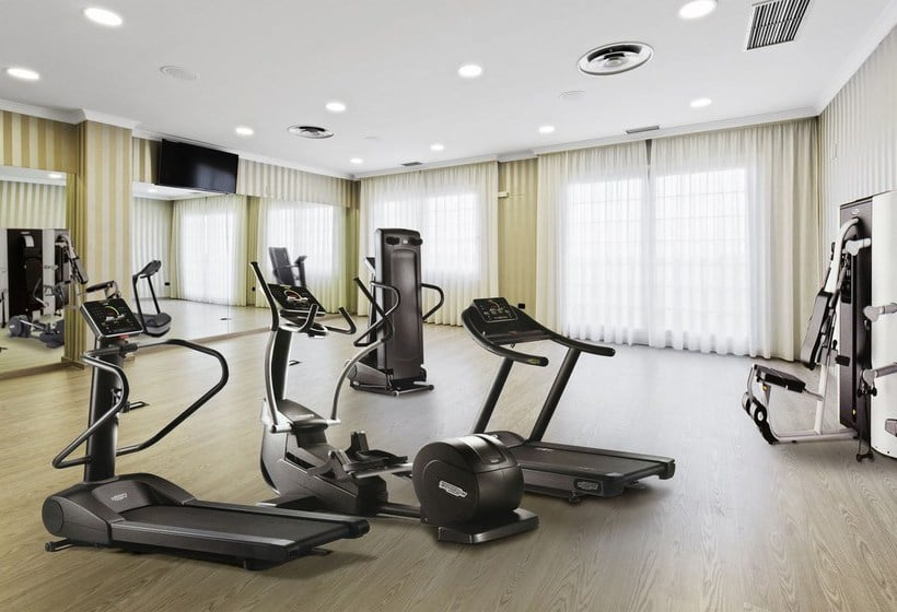 Sports facilities Hotel Elba Motril Beach & Business