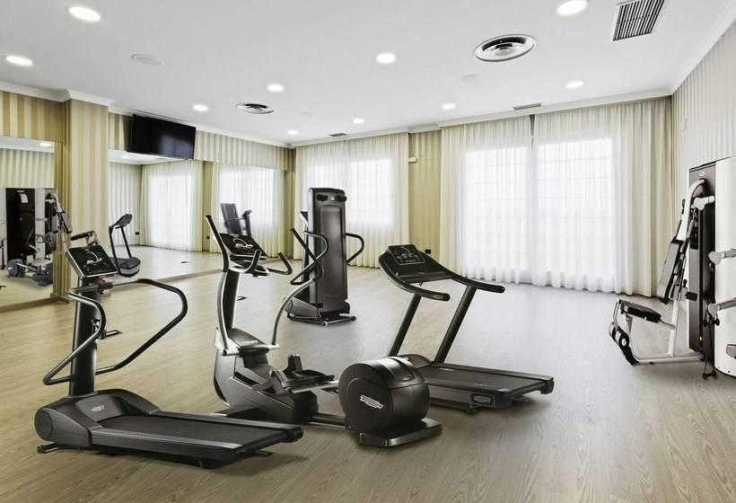 Instalaciones deportivas Hotel Elba Motril Beach & Business
