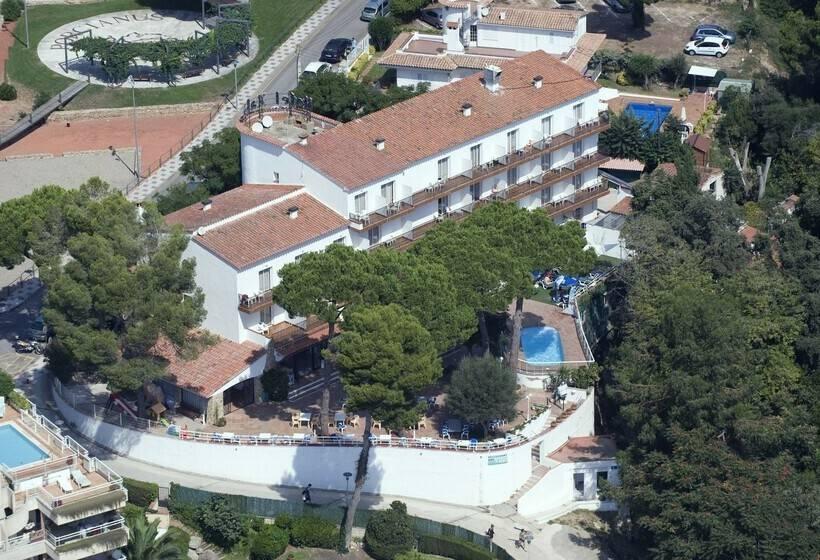 Aussenbereich Hotel GHT Xaloc Platja d'Aro
