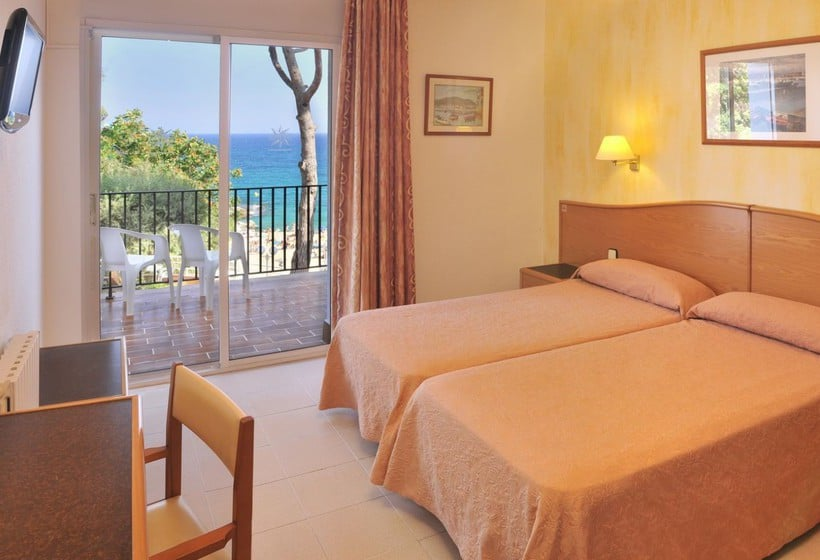 Zimmer Hotel GHT Xaloc Platja d'Aro