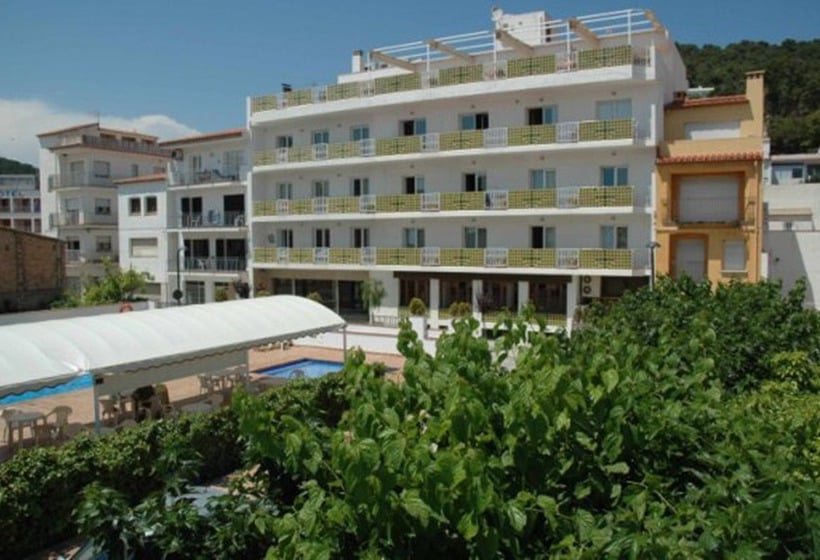 Hotel Santa Anna Estartit Espagne