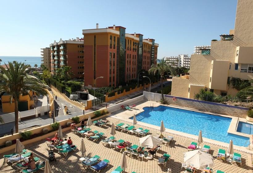 Swimming pool MS Aguamarina Suites Torremolinos