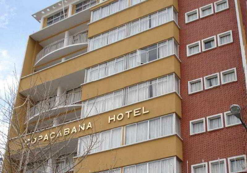 호텔 Copacabana 라파스