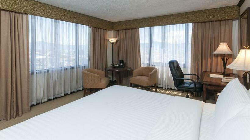 Instalaciones deportivas Hotel Holiday Inn San Jose Aurola