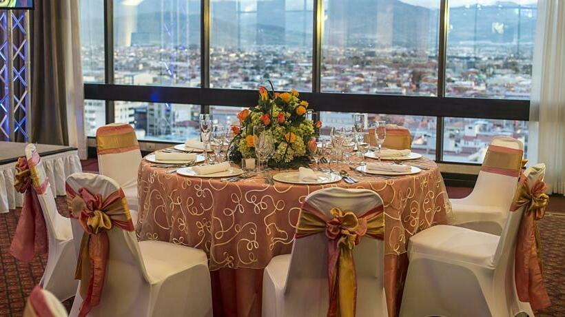 Salas de reuniones Hotel Holiday Inn San Jose Aurola