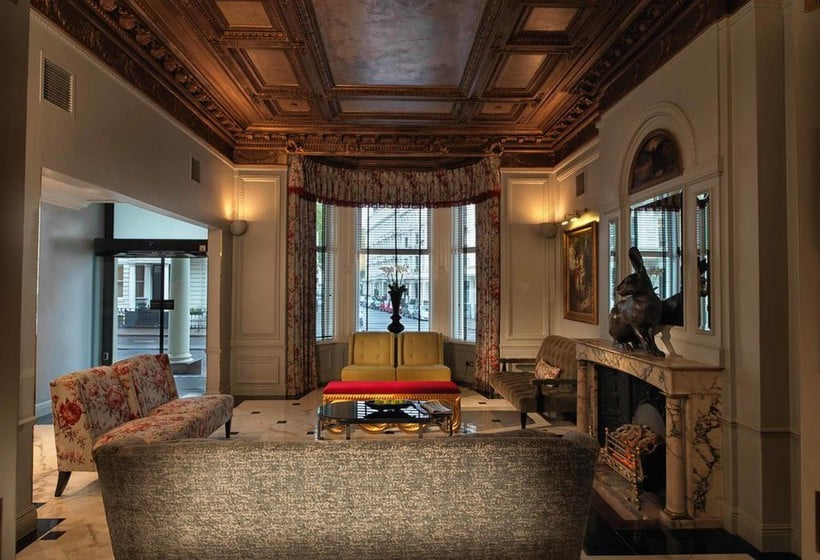 Hôtel Radisson Blu Edwardian Vanderbilt Londres