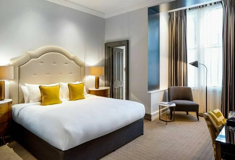 Chambre Hôtel Radisson Blu Edwardian Vanderbilt Londres