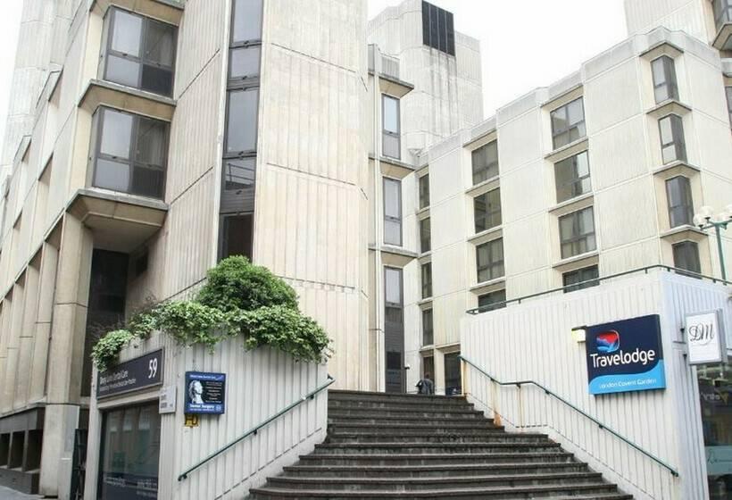 Aussenbereich Hotel Travelodge London Covent Garden