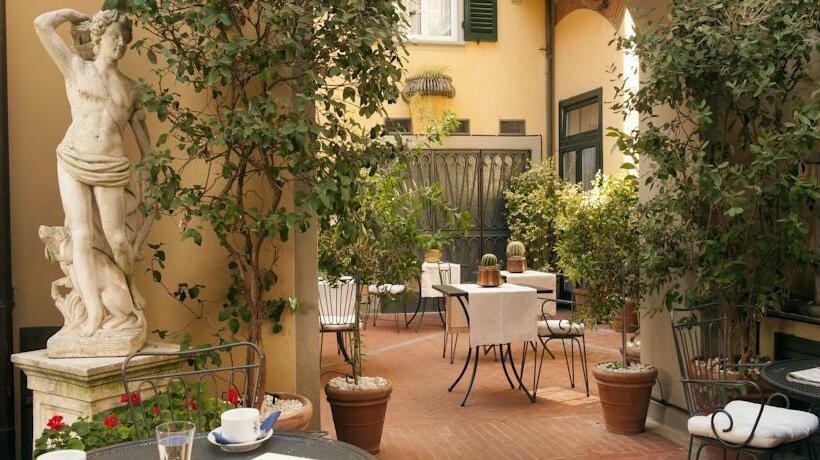 Terraça Hotel Rivoli Florença