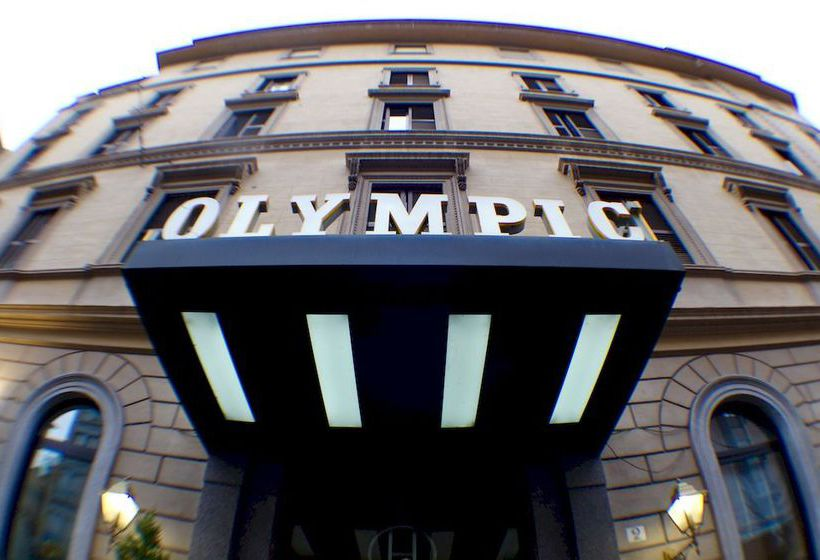 Grand Hotel Olympic Roma