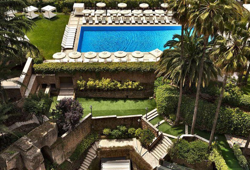 parco dei principi grand hotel spa in rome starting at 80 destinia. Black Bedroom Furniture Sets. Home Design Ideas