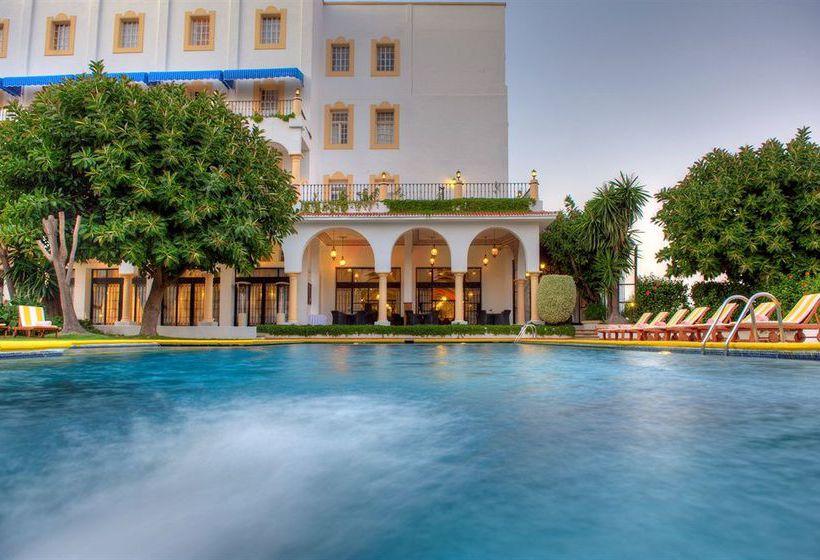 ホテル El Minzah タンジェ